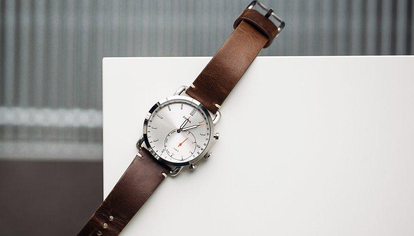 Test de la Fossil Q Commuter : la smartwatch hybride avec 1 an d'autonomie
