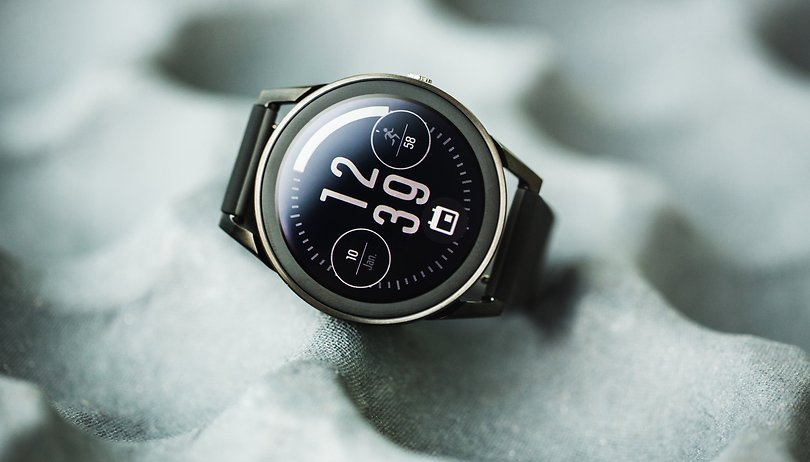 Fossil Q Control: who needs to check their watch in the evening?