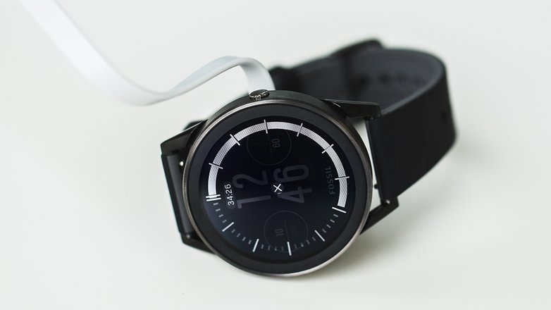 AndroidPIT fossil q control 8316
