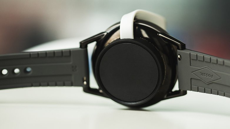 AndroidPIT fossil q control 8318