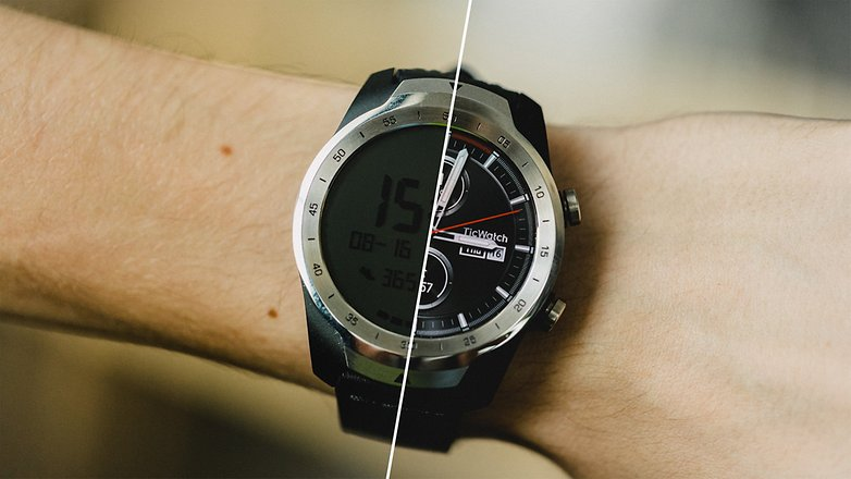 AndroidPIT ticwatch pro 8891