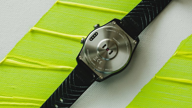AndroidPIT ticwatch pro 8918