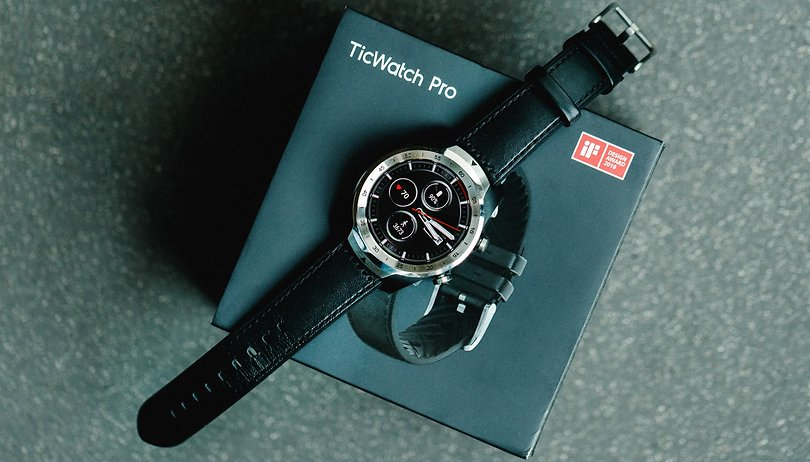 TicWatch Pro: say hello to a dual display and a month of autonomy