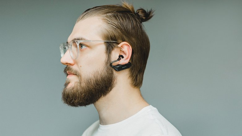 AndroidPIT Sony Xperia Ear Duo 7346