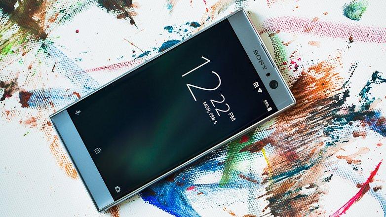AndroidPIT Sony Xperia XA2 0175