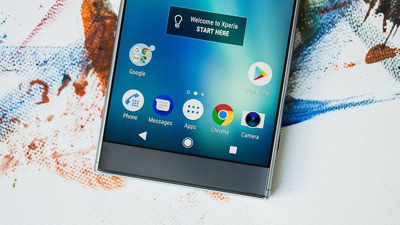 AndroidPIT Sony Xperia XA2 0180