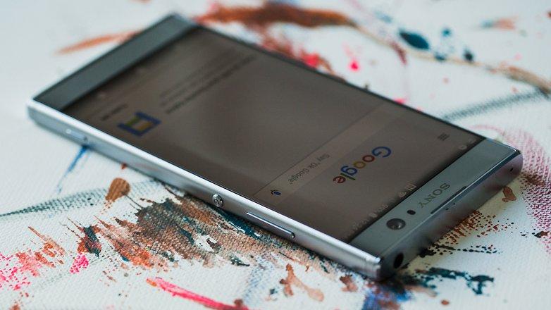 AndroidPIT Sony Xperia XA2 0192