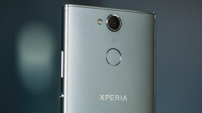 AndroidPIT Sony Xperia XA2 0221