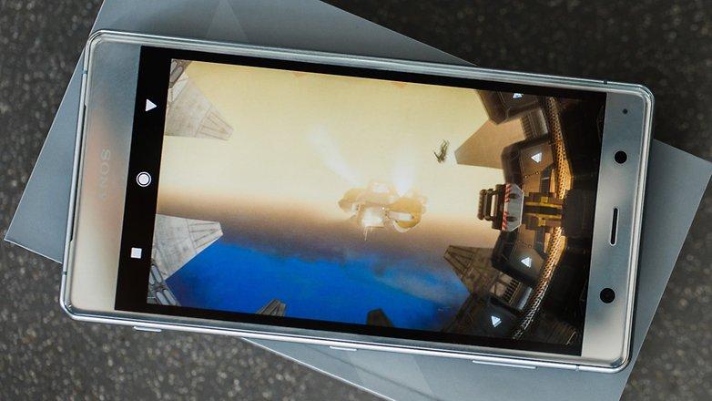 AndroidPIT Sony Xperia XZ2 Premium 9161