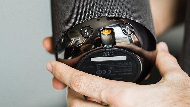 AndroidPIT Sony smart speaker LF S50C 2245