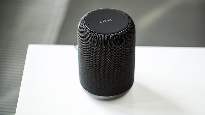 AndroidPIT Sony smart speaker LF S50C 2288
