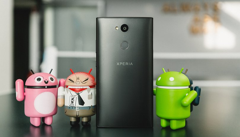 Sony Xperia L2 review: no, no, no!