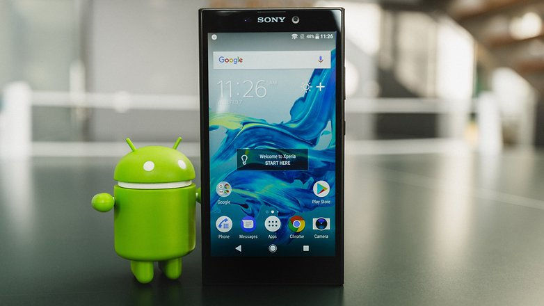 Sony Xperia L2 review: no, no, no! | AndroidPIT