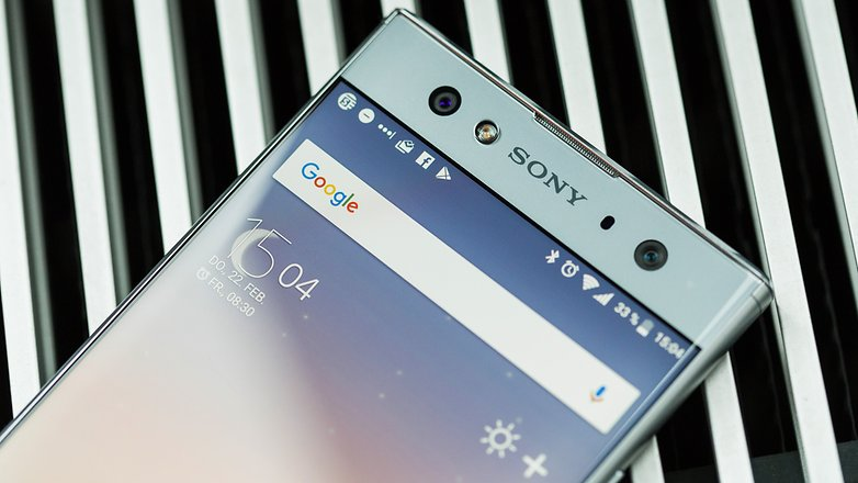 AndroidPIT sony xperia xa 2 ultra review 9587