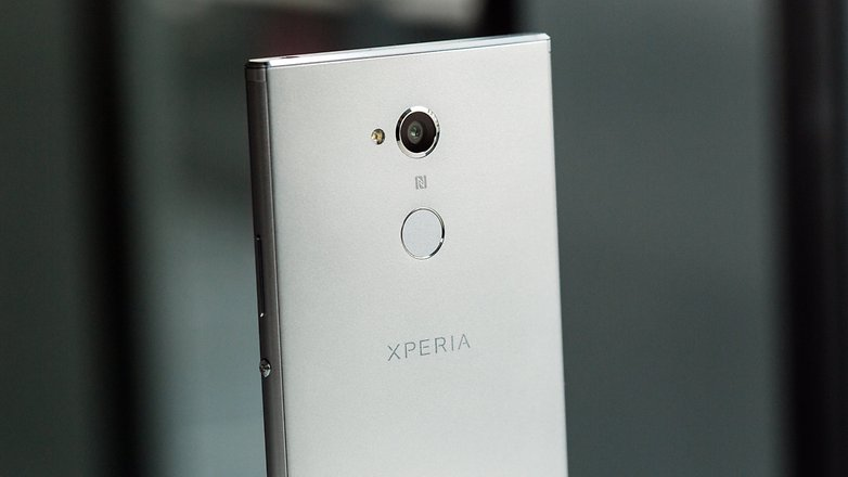 AndroidPIT sony xperia xa 2 ultra review 9614