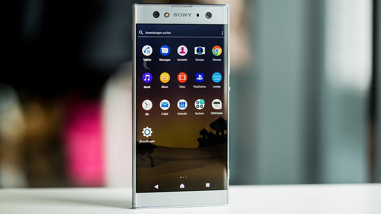 AndroidPIT sony xperia xa 2 ultra review 9623