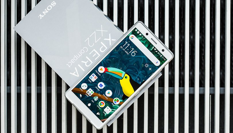 Sony Xperia XZ2 Compact: Better in all respects