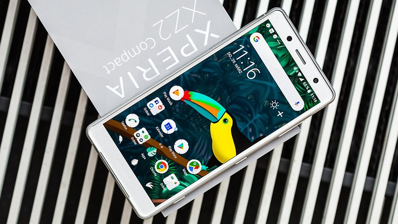 AndroidPIT sony xperia xz2 compact 2658