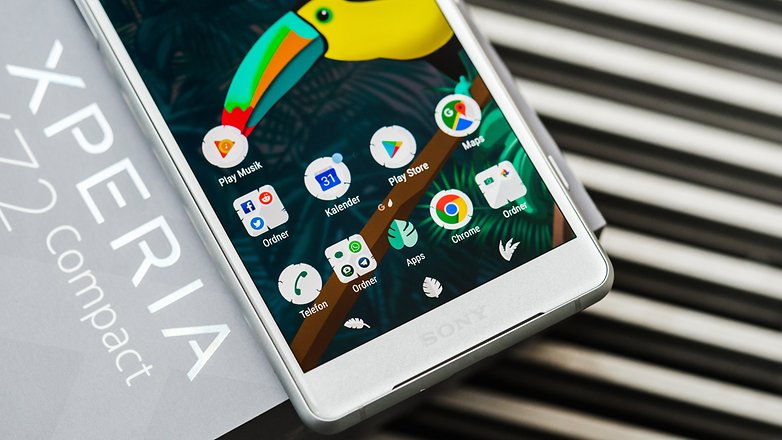 AndroidPIT sony xperia xz2 compact 2666