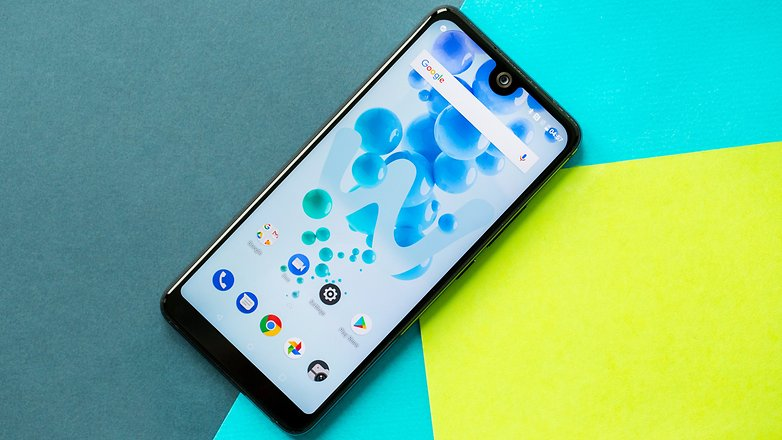 AndroidPIT wiko view 2 pro 9015
