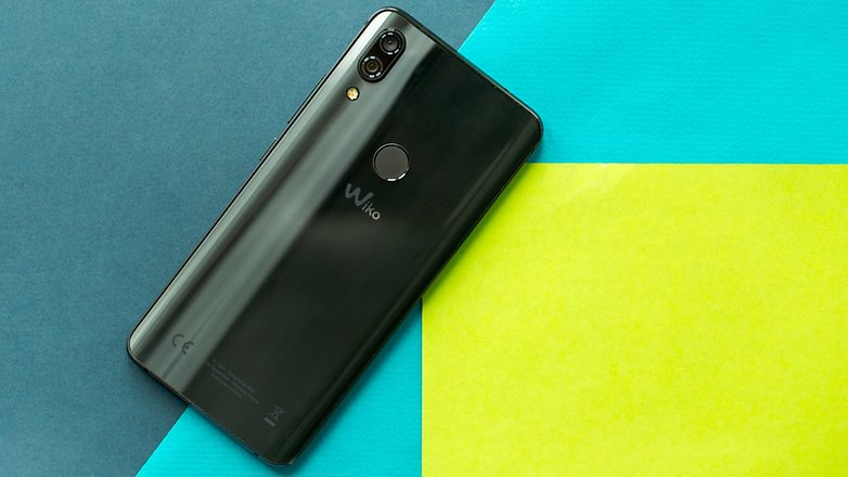 AndroidPIT wiko view 2 pro 9025