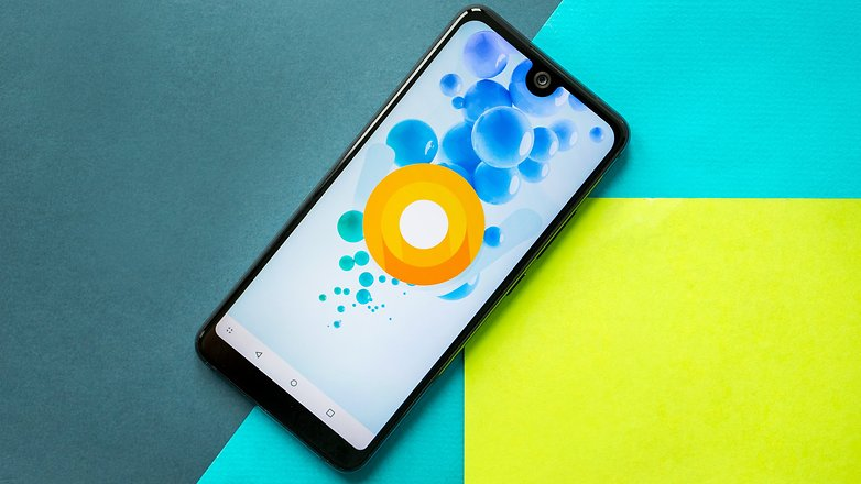 AndroidPIT wiko view 2 pro 9032
