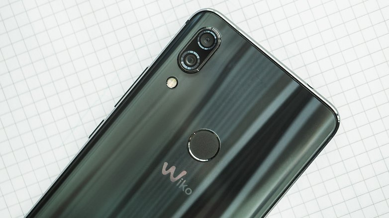 AndroidPIT wiko view 2 pro 9051
