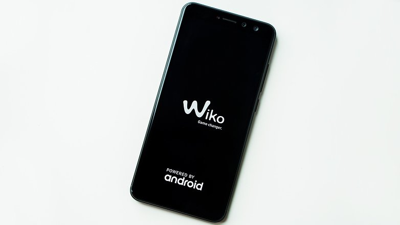 AndroidPIT wiko view prime 9681