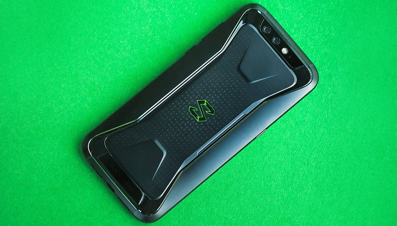 Xiaomi Black Shark performance test: enough power for gamers