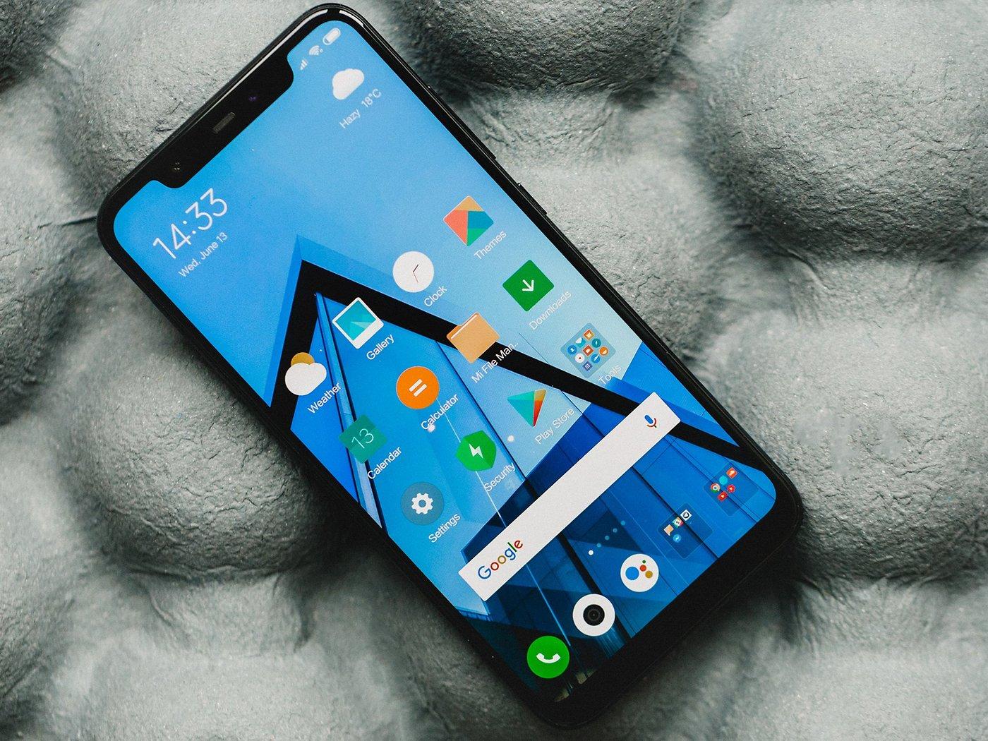 Xiaomi Mi 8 Im Display Test Nur Ein Wenig Besser Als Das Mi Mix 2s