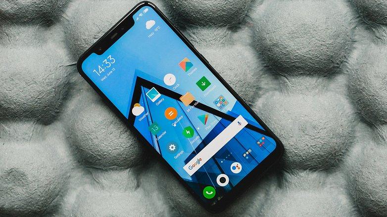 AndroidPIT Xiaomi Mi 8 8292