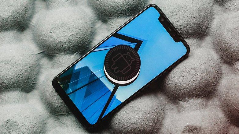 AndroidPIT Xiaomi Mi 8 8304