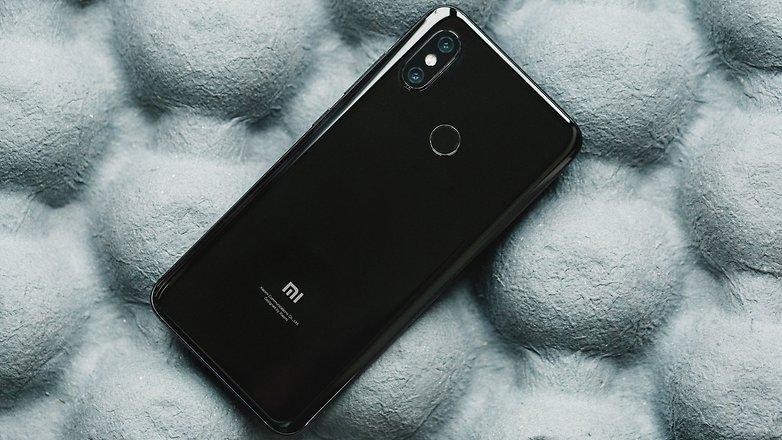 AndroidPIT Xiaomi Mi 8 8320