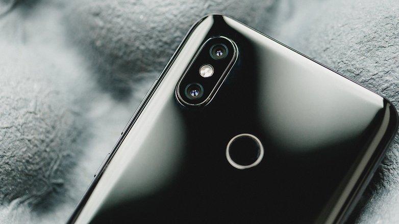 AndroidPIT Xiaomi Mi 8 8322