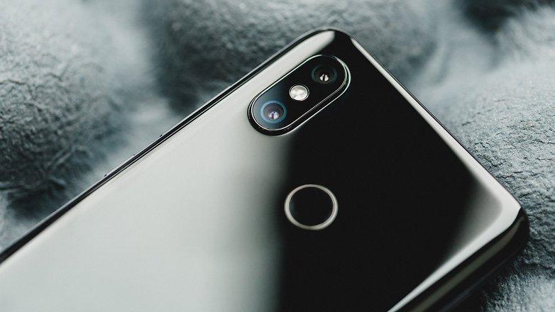 AndroidPIT Xiaomi Mi 8 8326