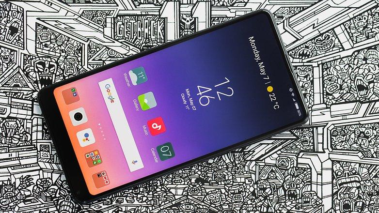 AndroidPIT Xiaomi Mi MIX 2S 5143