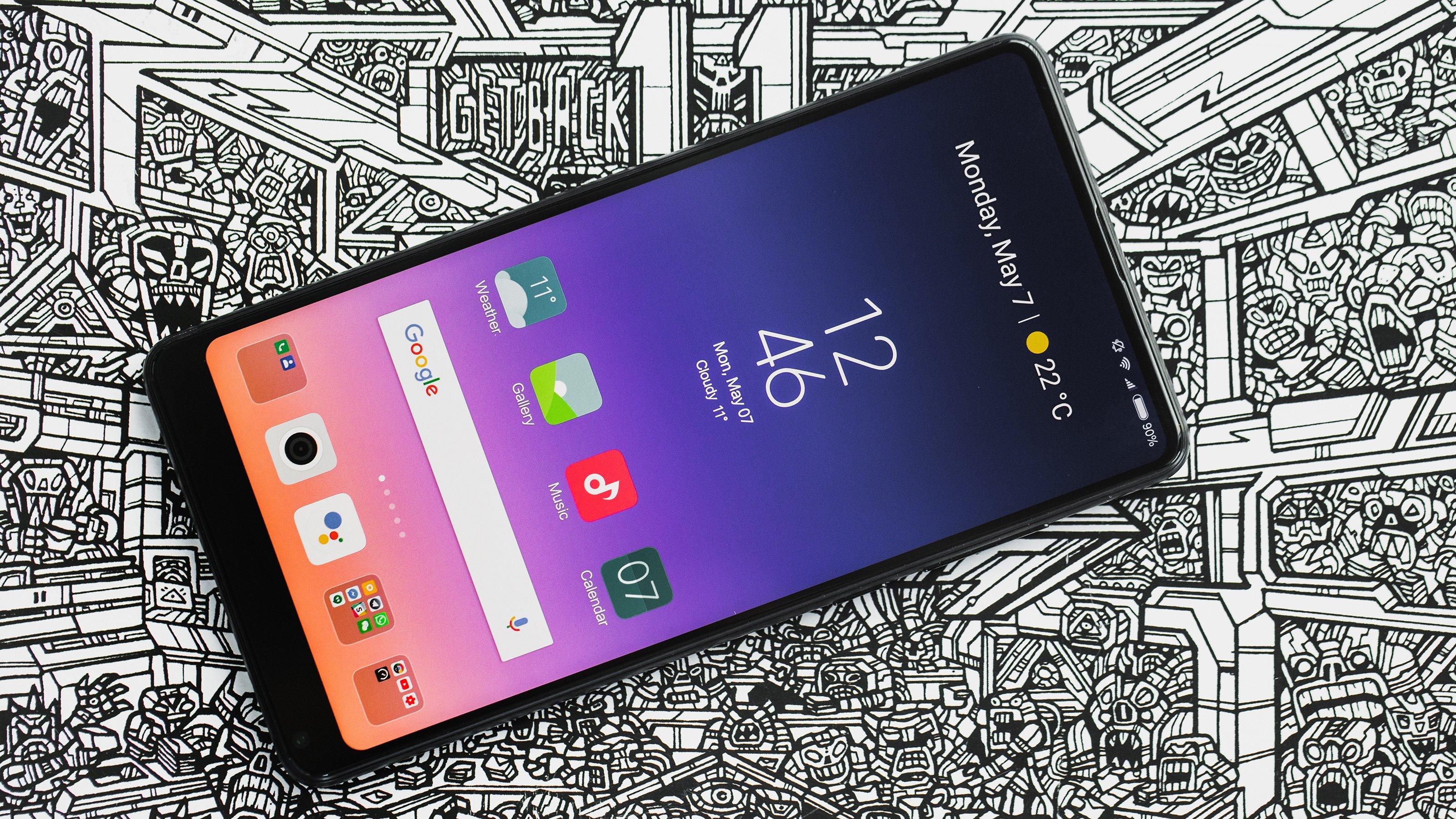 Test Du Xiaomi Mi MIX 2S Un Smartphone Qui Merite Detre Copie