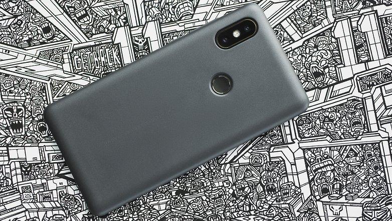 AndroidPIT Xiaomi Mi MIX 2S 5150