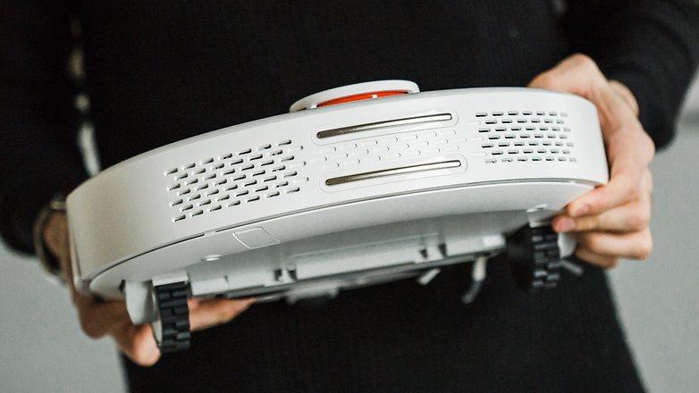 AndroidPIT xiaomi mi robot vacuum 2595