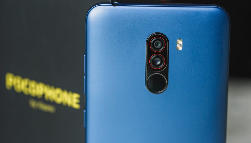 Pocophone F1: the flagship killer-killer | AndroidPIT
