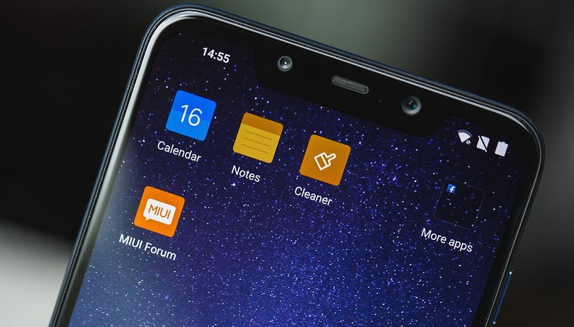 Xiaomi Pocophone F1 display: there's always a catch!