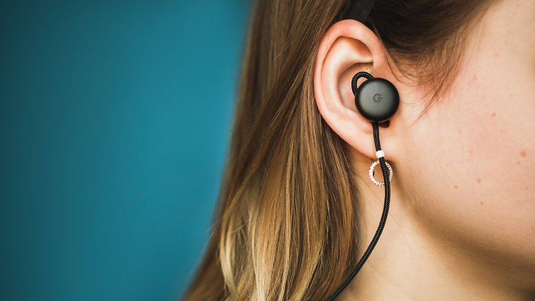 AndroidPIT google pixel buds 7972