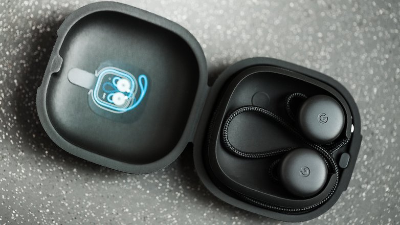 AndroidPIT google pixel buds 8009