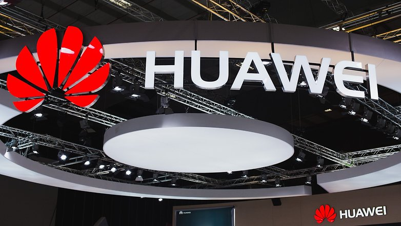 ANDROIDPIT HUAWEI BRAND SIGN GENERAL ifa2015