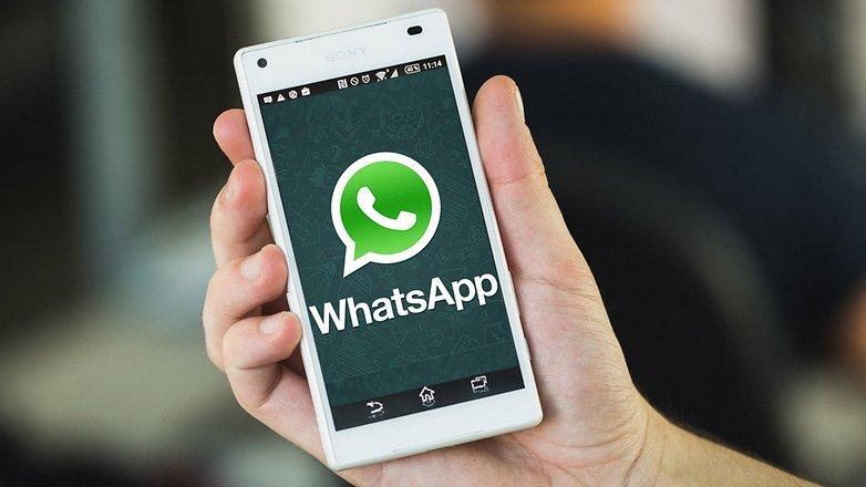 ANDROIDPIT WhatsApp hero