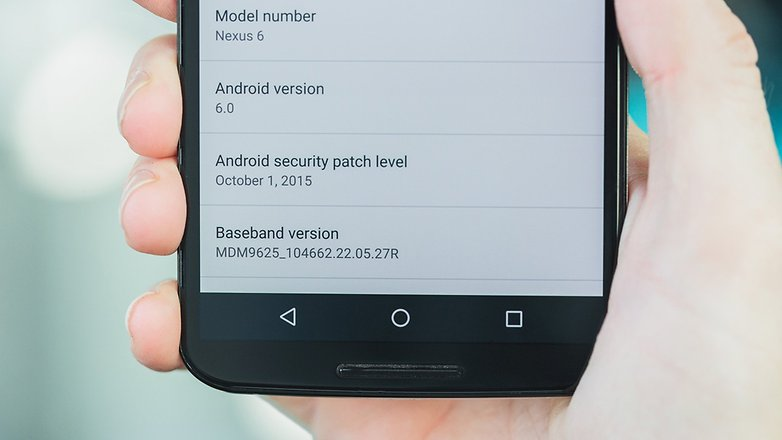 AndroidPIT Nexus 6 Android 6 0 Marshmallow review 26