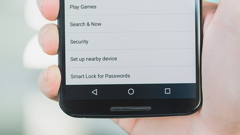 AndroidPIT Nexus 6 Android 6 0 Marshmallow review 29
