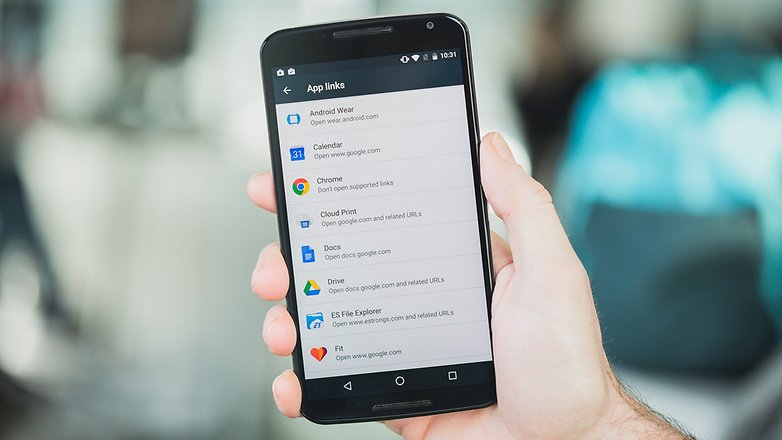AndroidPIT Nexus 6 Android 6 0 Marshmallow review 34