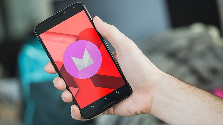 AndroidPIT Nexus 6 Android 6 0 Marshmallow review 43