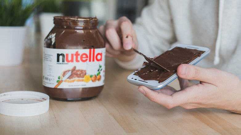 AndroidPIT Android N Nutella 5